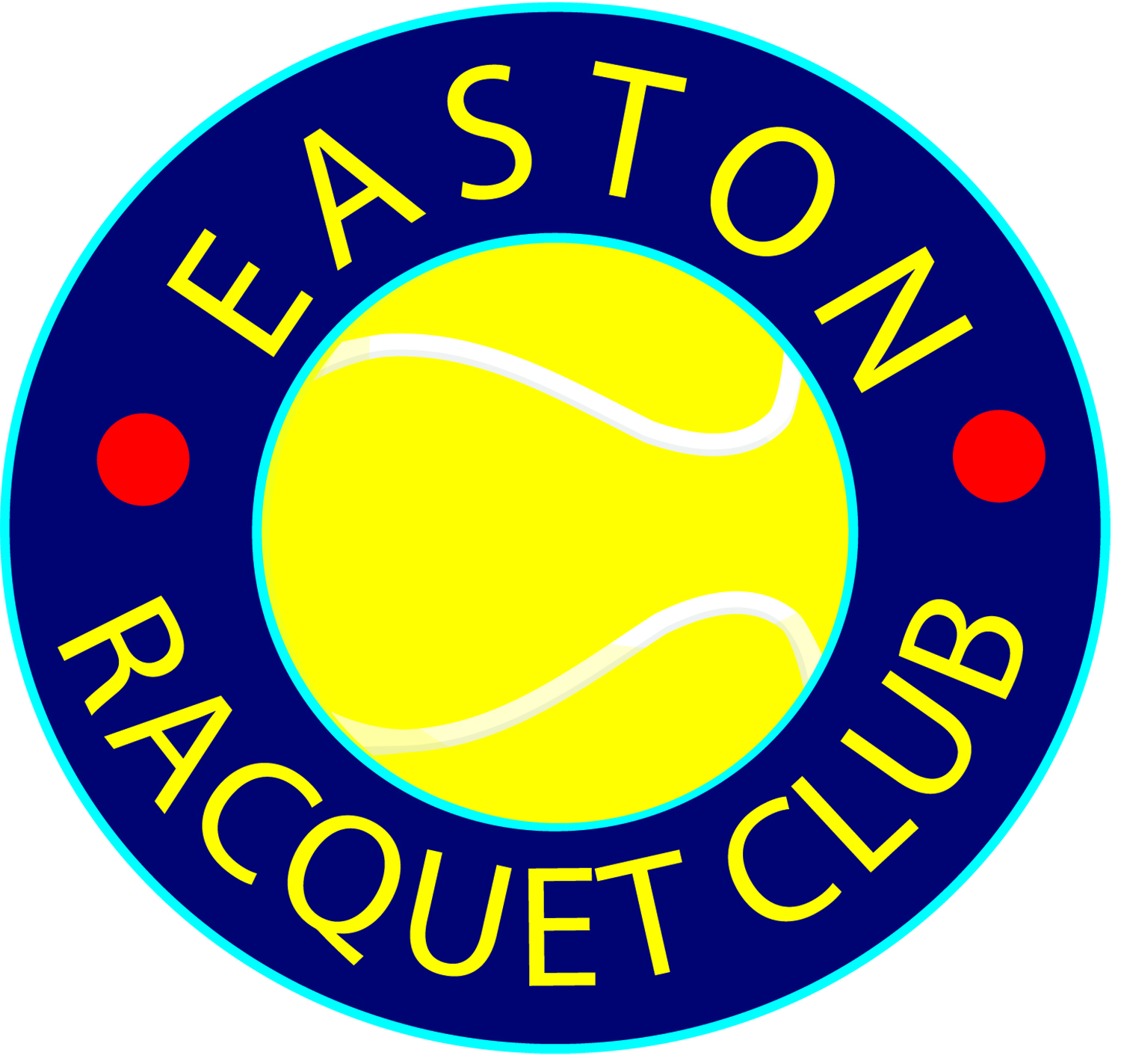 Easton Racquet Club logo